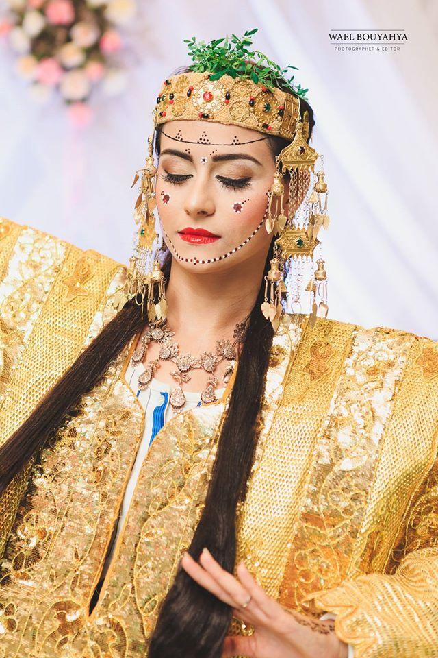 Soussa Habit Traditonnel Traditional Outfits Fashion Beautiful Bride