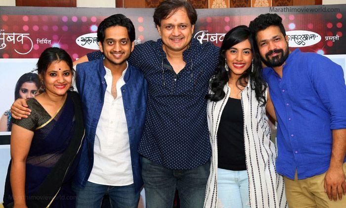 'Amar Photo Studio' will be Subak's next presentation.. Pooja Thombre, Amey Wagh, Sunil Barve, Sakhi Gokhale, Suvrat Joshi