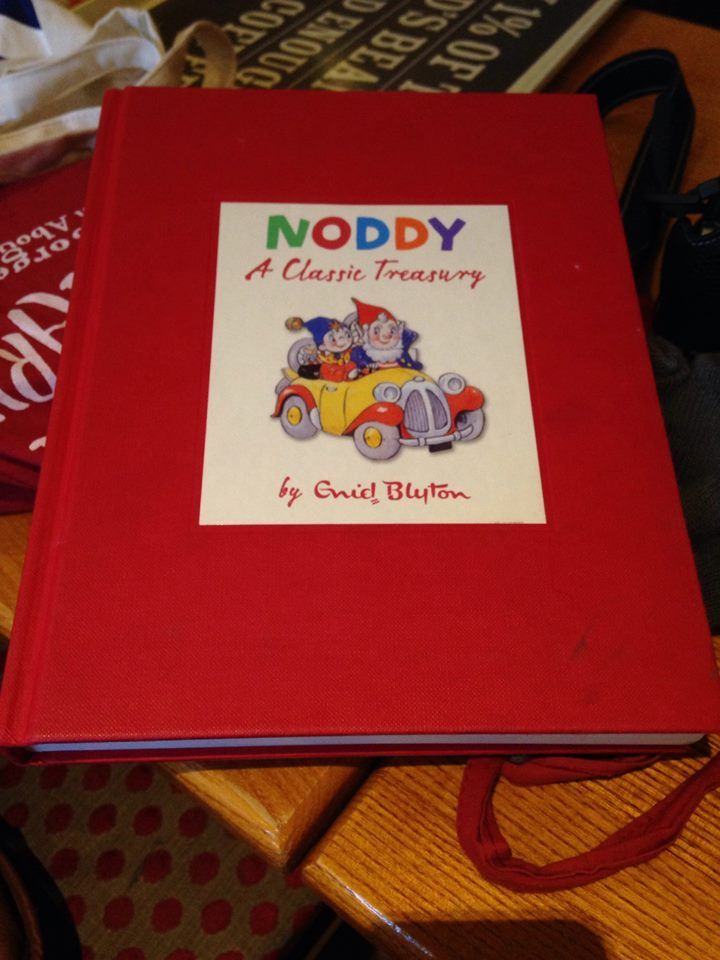 20 Best Images About Enid Blyton S Noddy Books On