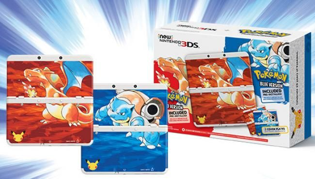 Pokemon Nintendo 3DS Bundle Goes on Sale Feb. 27