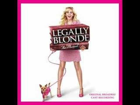 "Super lighthearted and fun - the opening song (""oh my God, oh my God, you guys"") and ""gay or European"" were particularly entertaining, especially in conjunction with the very confused, predominantly elderly British population in the audience.  [legally blonde the musical, savoy theatre, London - 2010 with Laurent]"
