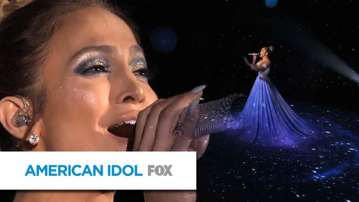 "Jennifer Lopez: ""Feel the Light"" - AMERICAN IDOL XIV"