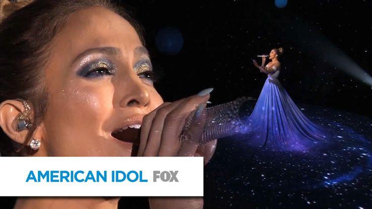 "Jennifer Lopez: ""Feel the Light"" - AMERICAN IDOL XIV"