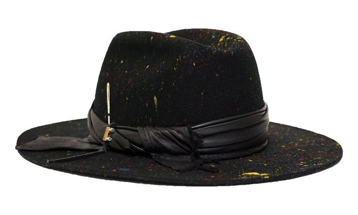 Multicolor Hat by Rudolf Nabu