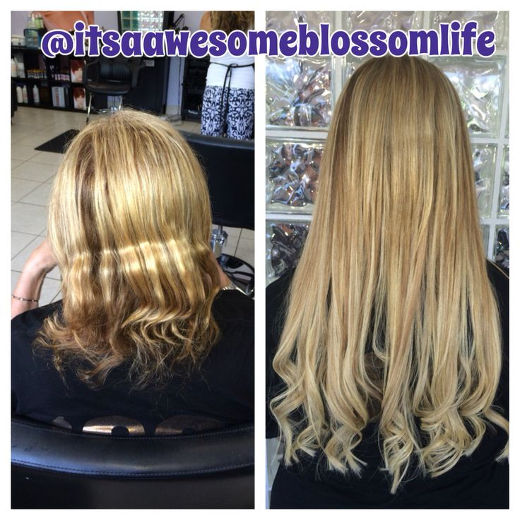 82 best for the love of color and hair extensions images on summer blonde with beautiful short 2 long extensions of course we used olaplex pmusecretfo Choice Image