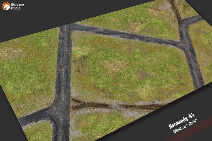 Battle mat: Normandy 44