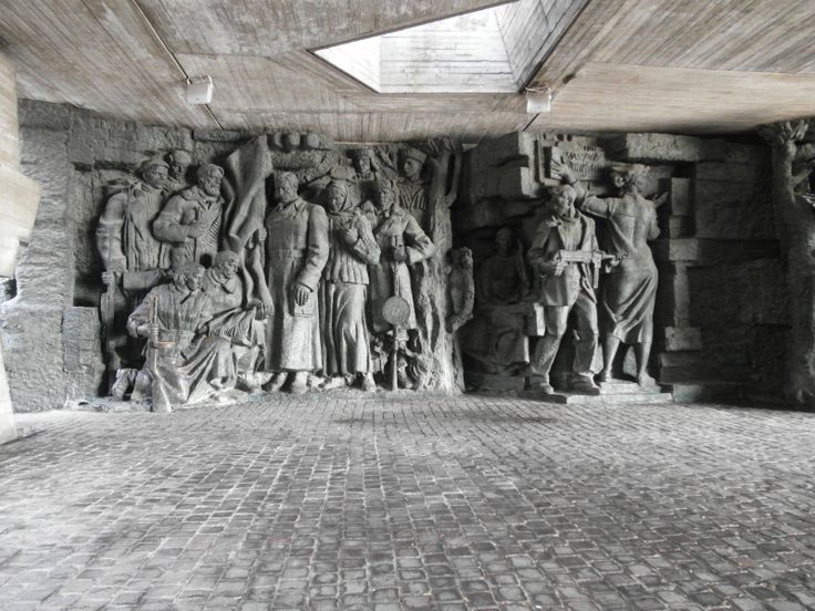 Kijów, Ukraina - Muzeum Wojny Ojczyźnianej