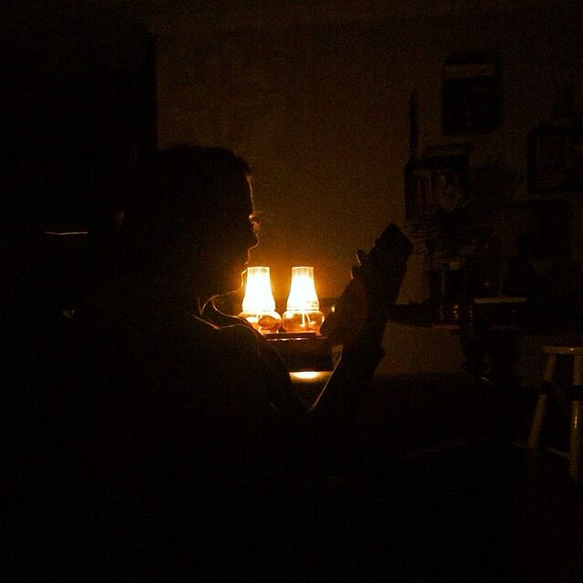 Reading by candlelight. #book #read #candle