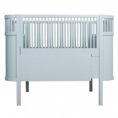 Kili Convertible Bed Pale blue  Sebra