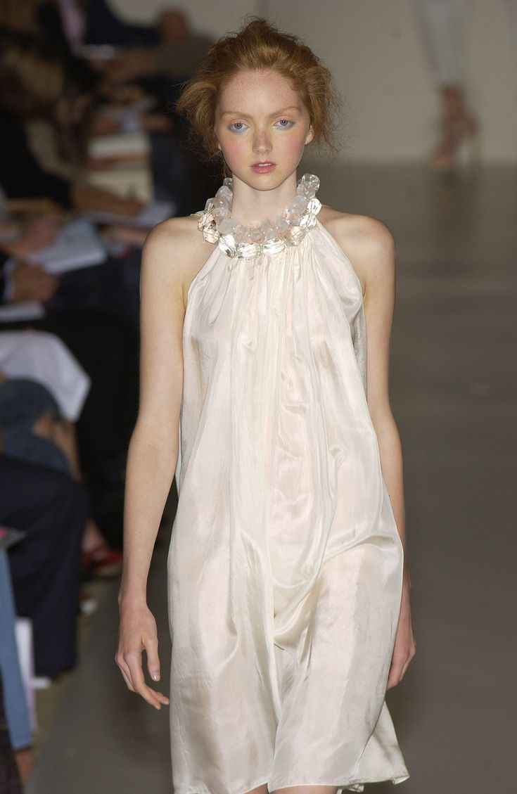Elspeth Gibson at London Spring 2005