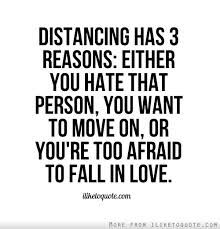 when you're scared to love - Google Search