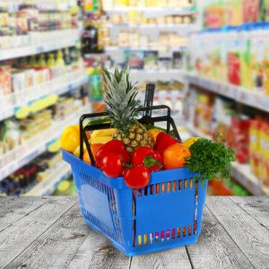 Shopping healthier at the grocery store. #shopping #healthy #eatclean