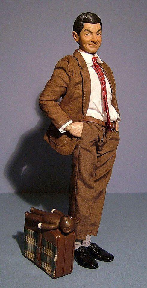 Barbína * Mr. Bean