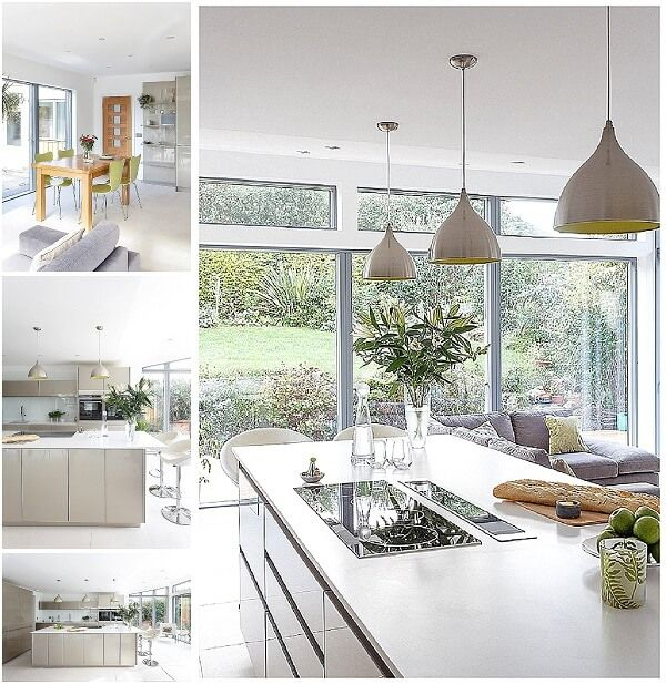 The story: Glenn & Hilary Ford wanted Paul O'Brien, Co-Founder & Design Director of Kitchens International to create a bright, airy space for living, cooking and entertaining. He achieved this by suggesting reflective...