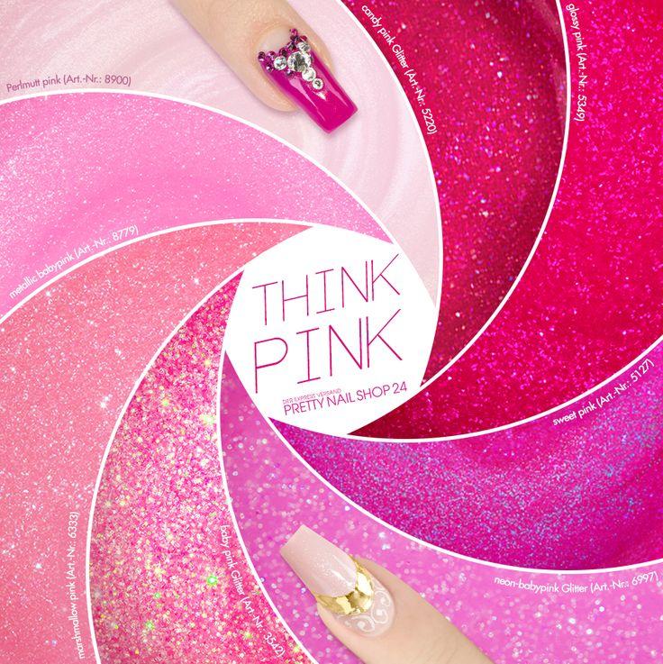 #pink   #nailart   #nails   #favorit   So facettenreich und sehenswert ist unser Klassiker Pink. Welche Nuance ist Euer Favorit? Eure Juliane