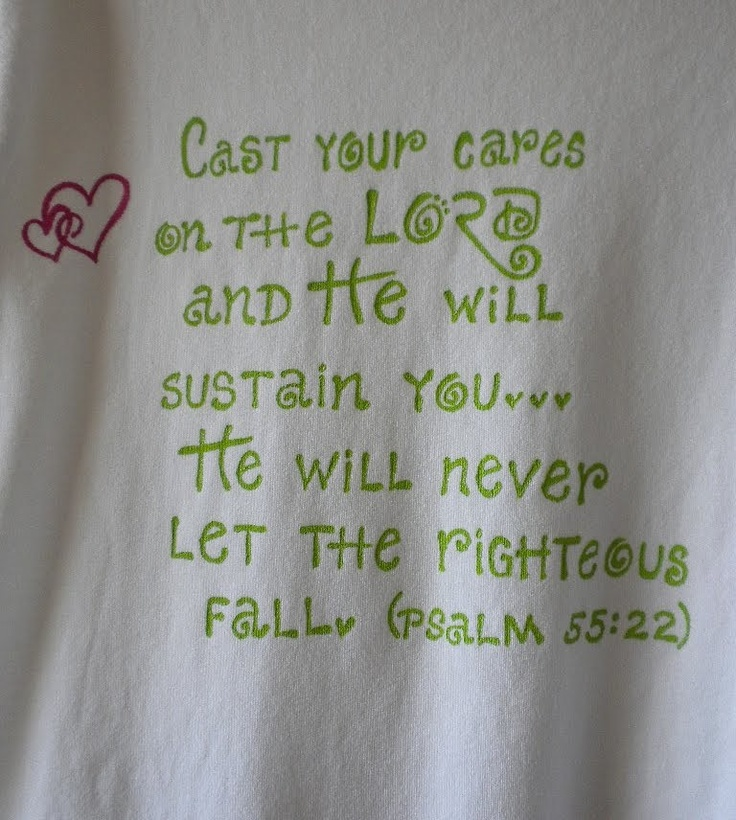 Catholic Confirmation Quotes From The Bible: Trisha's Confirmation Bible Verse