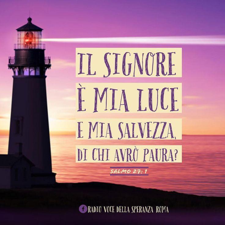 """""""Mi piace"""": 5, commenti: 1 - Radio Voce della Speranza Roma (@rvsroma) su Instagram: """"Dio è sempre con te e ti aiuterà ad affrontare e superare ciò che ti preoccupa! Non aver paura 😊🙏🏻…"""""""