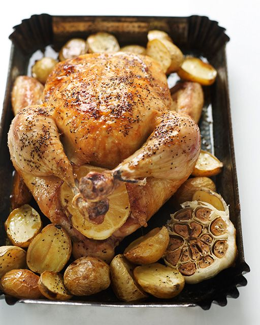 Sweet Paul's Best Roast Chicken Recipe #sweetpaul