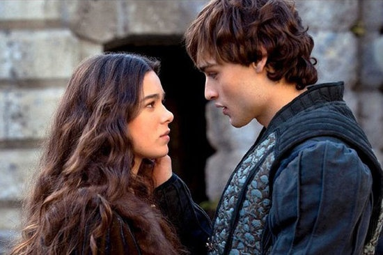 Romeo and Juliet Trailer 2013. Not sure how I feel about this one...