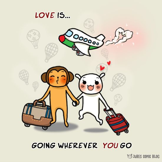Let's go honey ! We go travelling @donychristian