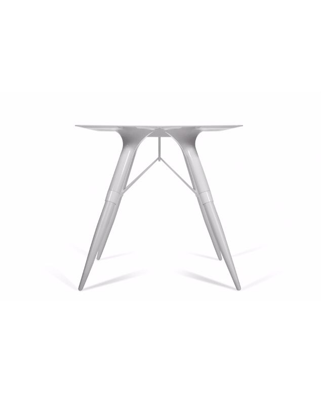 Total white Table T! #white #illuminationseries #corian #dupont #limitededition #2015
