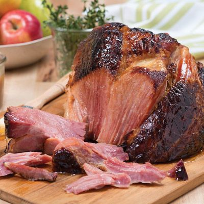 Sweet Southern Slow-Cooker Ham