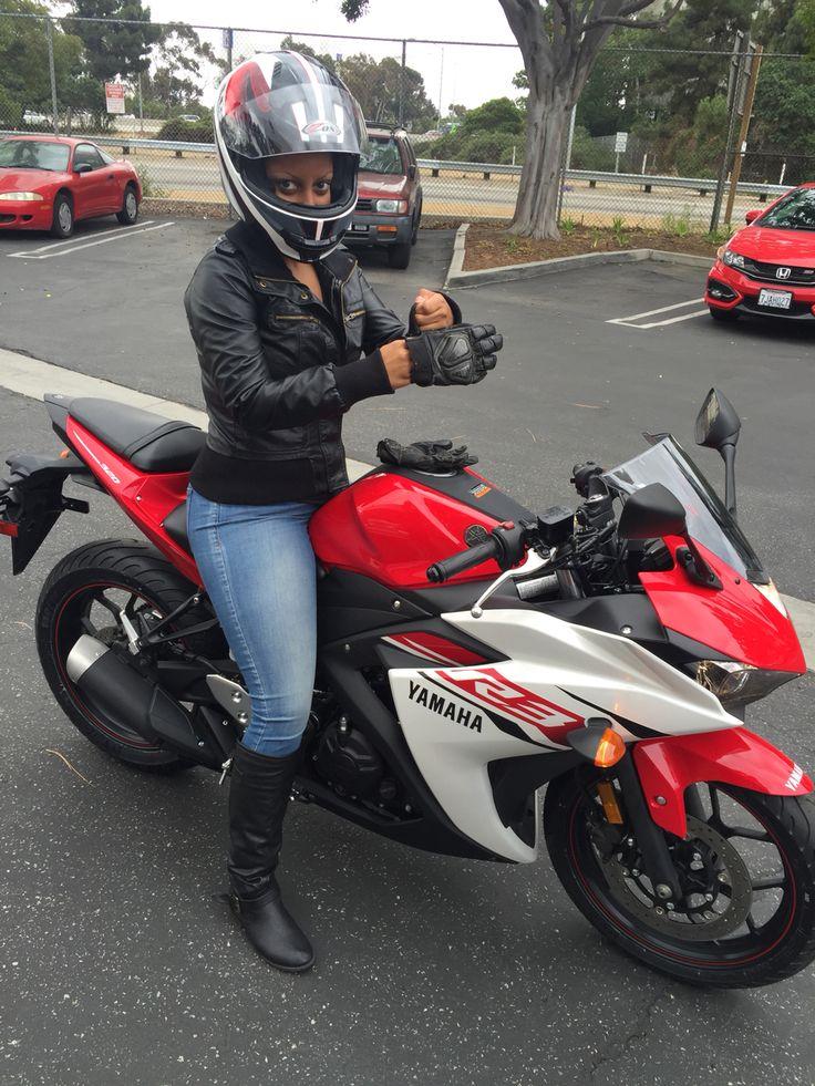 2015 Red Yamaha R3 Motorcycle Yamaha R3 Bike