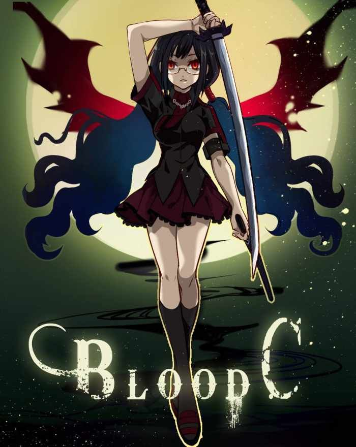 Blood-C Anime Series