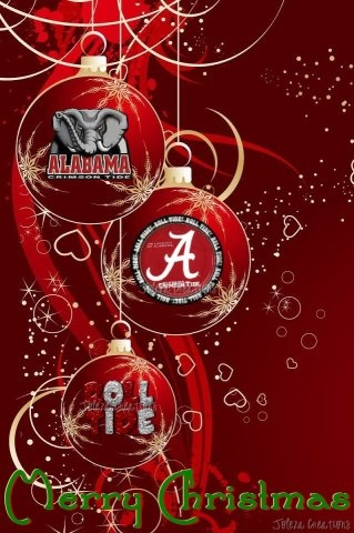 1000 Images About A Bama Christmas On Pinterest Roll