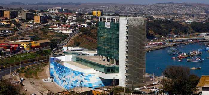 #Casino Juegos del Pacifico in Central #Chile - #Pinterest-Casinos-About-Chile