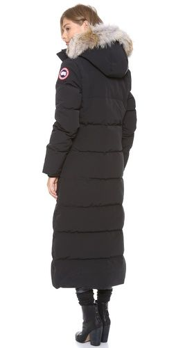 The full length michelin man jacket can be seen in its natural element on all soccer moms in canada!!!