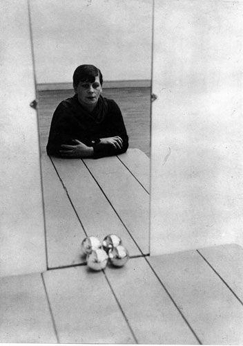 Florence Henri Self-portrait, 1928.