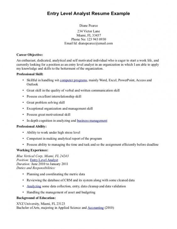 How to make a resume Resume Examples 2018 Powerful tips View now