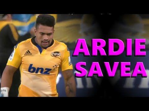"""Big Hit Rugby Video """"Analysis of Ardie Savea"""" - YouTube"""