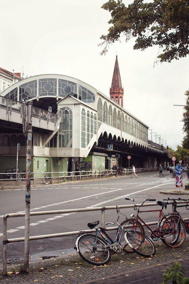Kreuzberg, Berlin // Half Full Travel