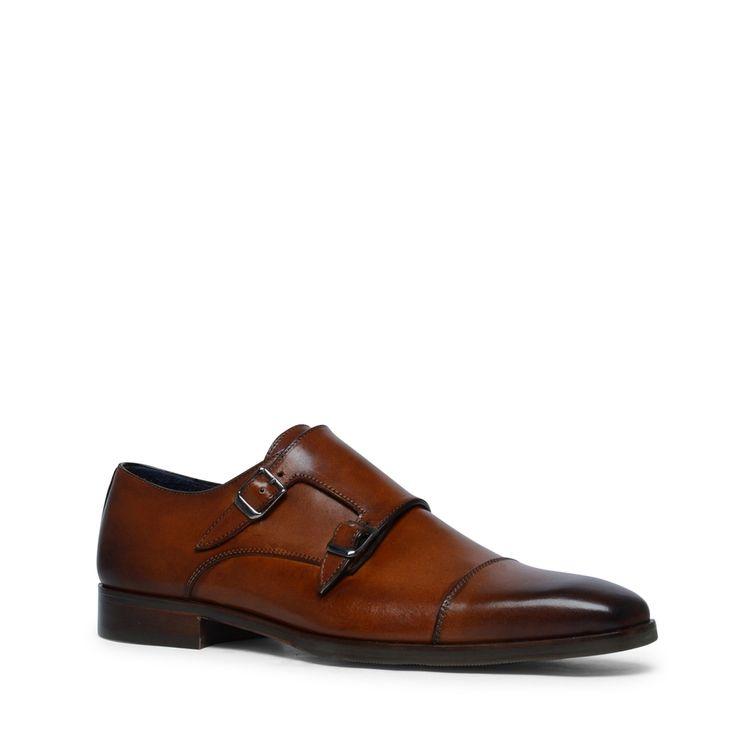 Gespschoenen cognac dubbele gesp  Description: Cognac gespschoenen van het merk Manfield. Zowel de binnen- als de buitenzijde is van leer. De schoenen hebben een dubbele gesp wat de schoenen zeer geschikt maakt voor een formele outfit naar bijvoorbeeld kantoor. De maat valt normaal.  Price: 139.99  Meer informatie  #manfield