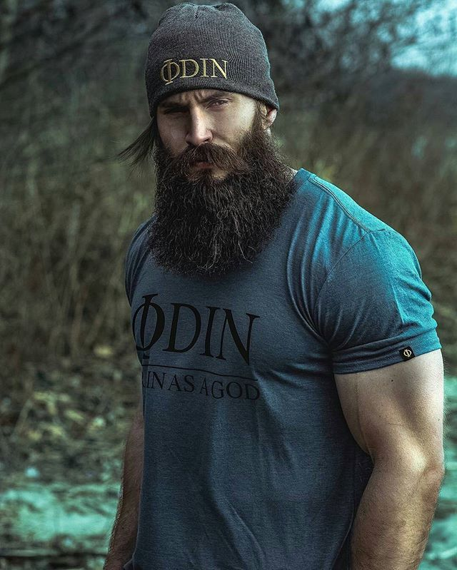 Be who you are, not who the world wants you to be.   Visit www.beardsaresexy.com to have your photo posted. (link in bio) For sexy hairstyles check out @sexyhairstylemen   Model: @bloodanchor  Lens: @melojerry Clothing: @Odin.gear