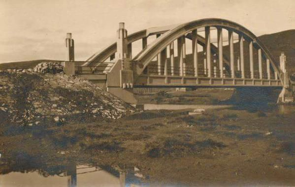 Silahtarağa Demiryolu Köprüsü Kağıthane #birzamanlar #istanbul #oldpics #istanlook