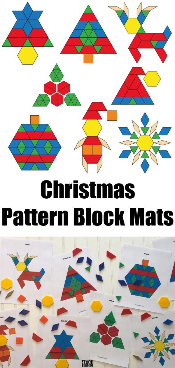 Christmas Sample Block Templates