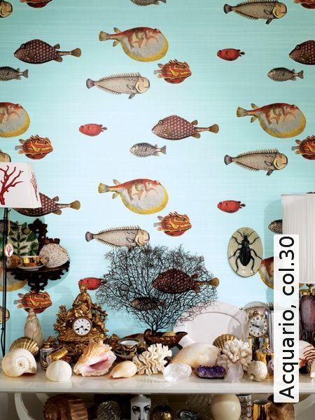 Tapete: Acquario, col.30 - Die TapetenAgentur