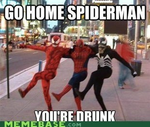 Go Home, You Are Drunk | Know Your Meme