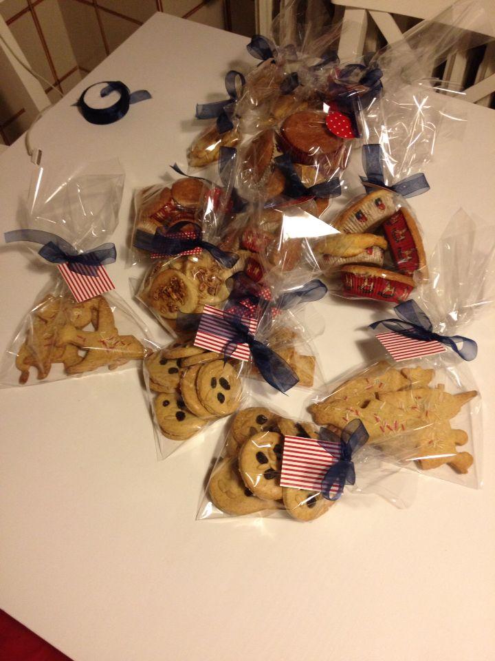 Biscotti di Natale - handmade biscuit