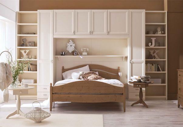 Oltre 25 fantastiche idee su libreria per la camera da letto su pinterest camere anteriori - Camere da letto con libreria ...