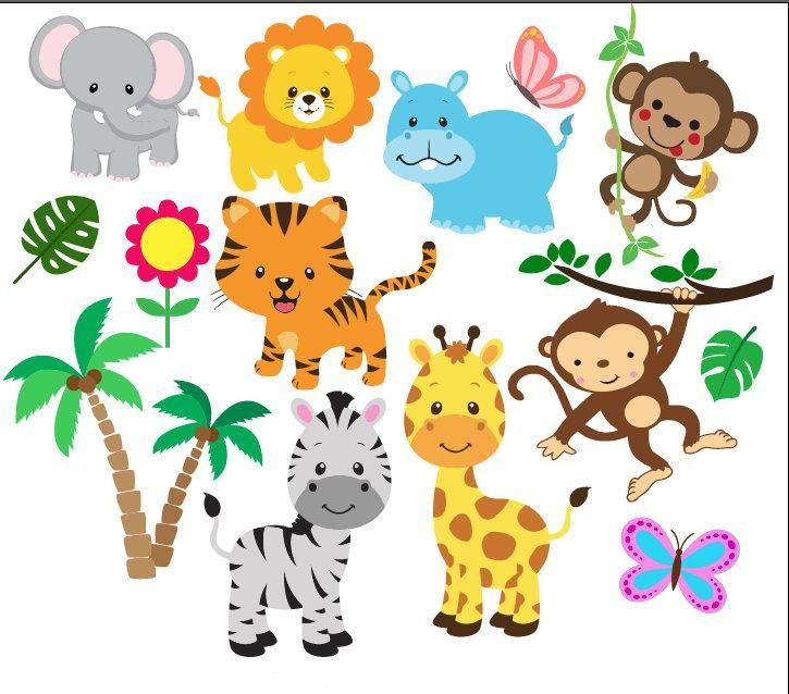 85+ Baby Safari Animal Svg – SVG Bundles