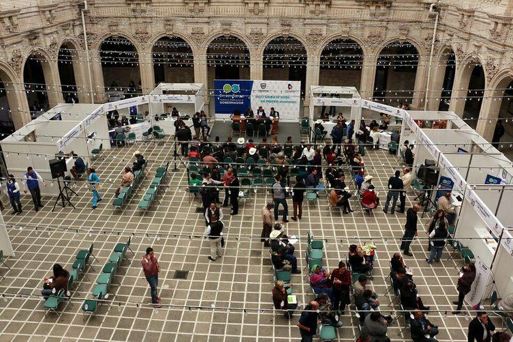 Resultado de audiencias públicas.   Un total de 491 personas fueron atendidas durante la primera sesión de audiencias públicas, que Gobierno del Estado puso en práctica en la ciudad capital. #SEAP #gobiernotransversal #gobiernodechihuahua #cuu #chihuahuamx