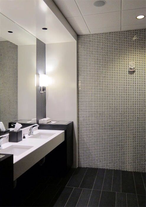 42 best images about restroom on pinterest toilets shopping mall and shenzhen - Office bathroom designs ...
