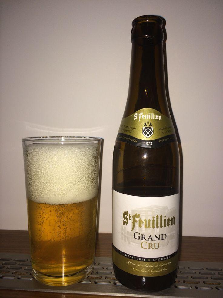 St Feuillien Grand Cru, Belgium