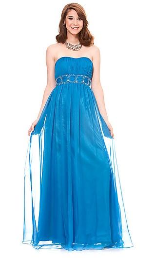 12 best ocean blue images on Pinterest | Blue dresses, Party wear ...