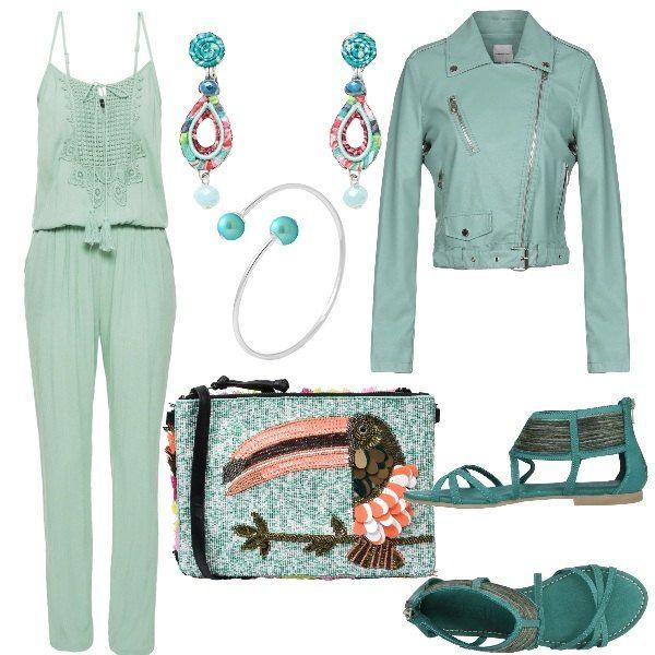 Risultato immagini per verde menta outfit bantoa