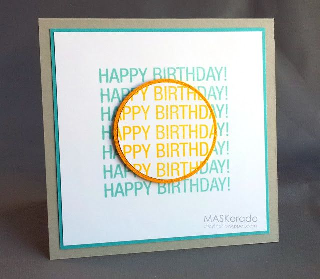 Highlighting part of stamped image.... die cut shapes for themed card (heart, bird, tree, egg, bunny, fish, etc)
